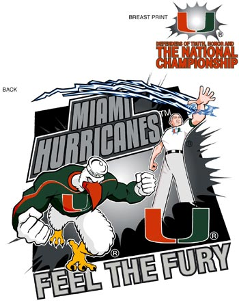 The Mighty Canes................